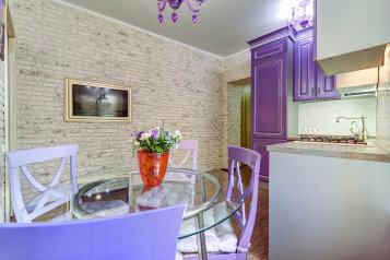 2-комн. квартира, 65 кв.м. на 4 человека, Казанская улица, 15, Санкт-Петербург - Фотография 4