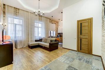 2-комн. квартира, 60 кв.м. на 4 человека, переулок Гривцова, 26, Санкт-Петербург - Фотография 2
