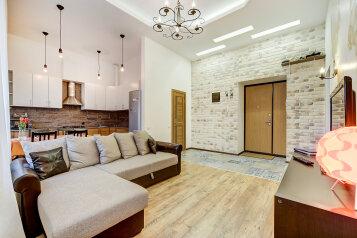 2-комн. квартира, 60 кв.м. на 4 человека, переулок Гривцова, 26, Санкт-Петербург - Фотография 4