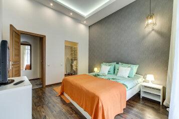 2-комн. квартира, 60 кв.м. на 4 человека, переулок Гривцова, 26, Санкт-Петербург - Фотография 1