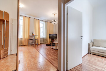 2-комн. квартира, 50 кв.м. на 4 человека, Московский проспект, 4, Санкт-Петербург - Фотография 3