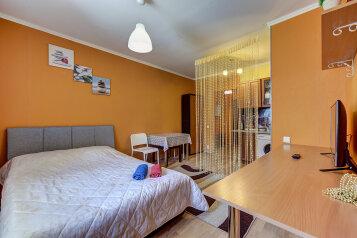 1-комн. квартира, 30 кв.м. на 2 человека, проспект Авиаконструкторов, 49, Санкт-Петербург - Фотография 1