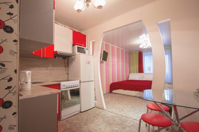 1-комн. квартира на 4 человека, Светлогорский переулок, 4, Красноярск - Фотография 2
