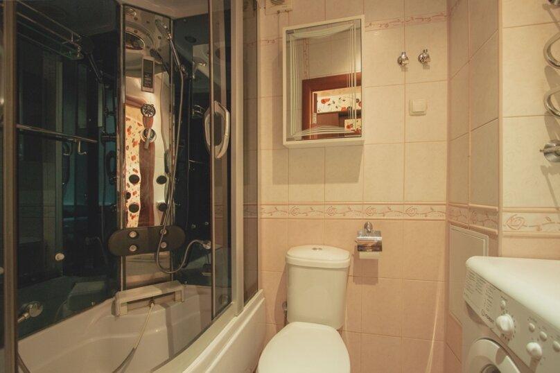 1-комн. квартира на 4 человека, Светлогорский переулок, 4, Красноярск - Фотография 7