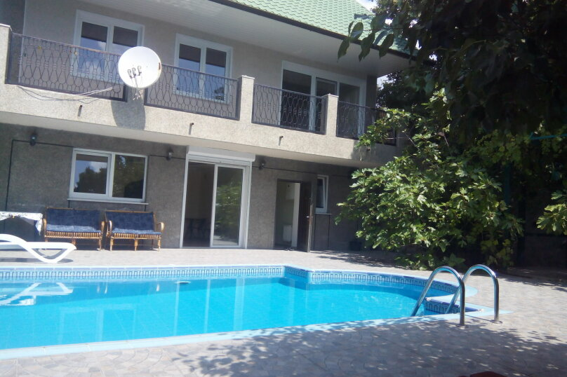Дом с бассейном, 250 кв.м. на 10 человек, 4 спальни, Таврического, 43, Понизовка - Фотография 31