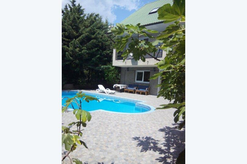 Дом с бассейном, 250 кв.м. на 10 человек, 4 спальни, Таврического, 43, Понизовка - Фотография 32