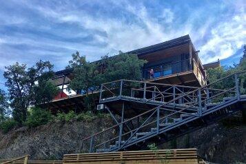 Дом у моря Крым Алушта, 100 кв.м. на 6 человек, 3 спальни, переулок Курортный, 18, Алушта - Фотография 1