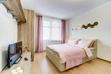 1-комн. квартира, 30 кв.м. на 2 человека, проспект Энергетиков, 9к1, Санкт-Петербург - Фотография 1
