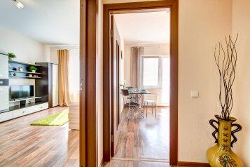 1-комн. квартира, 40 кв.м. на 4 человека, Южное шоссе, 53к4, Санкт-Петербург - Фотография 3