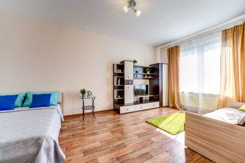 1-комн. квартира, 40 кв.м. на 4 человека, Южное шоссе, 53к4, Санкт-Петербург - Фотография 4