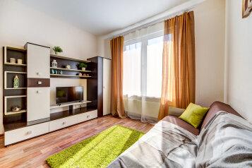 1-комн. квартира, 40 кв.м. на 4 человека, Южное шоссе, 53к4, Санкт-Петербург - Фотография 1