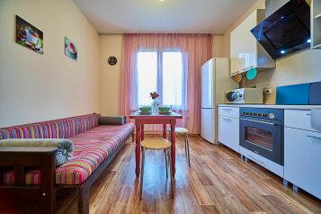 1-комн. квартира, 35 кв.м. на 4 человека, Южное шоссе, 53к2, Санкт-Петербург - Фотография 4