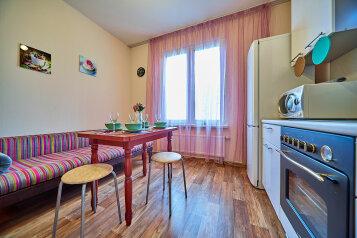 1-комн. квартира, 35 кв.м. на 4 человека, Южное шоссе, 53к2, Санкт-Петербург - Фотография 1