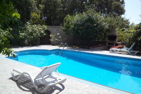 Дом с бассейном, 250 кв.м. на 11 человек, 4 спальни, Таврического, 43, Понизовка - Фотография 1