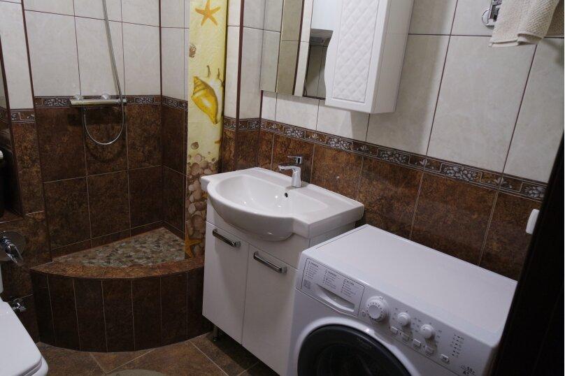 1-комн. квартира, 50 кв.м. на 4 человека, улица Винодела Егорова, 73А, Массандра, Ялта - Фотография 5
