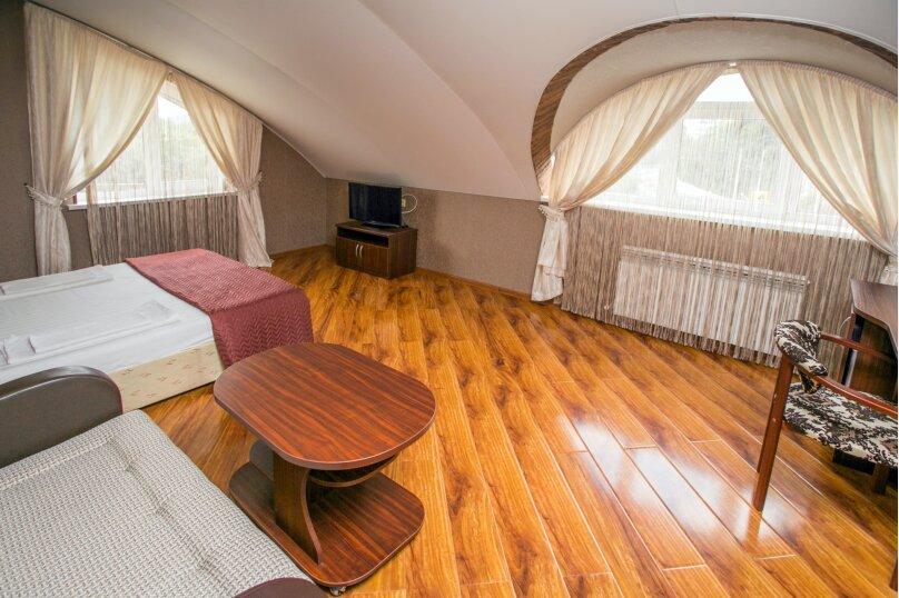 """Отель """"Alta Vista"""", село Кроянское, 2-й микрорайон на 17 номеров - Фотография 17"""