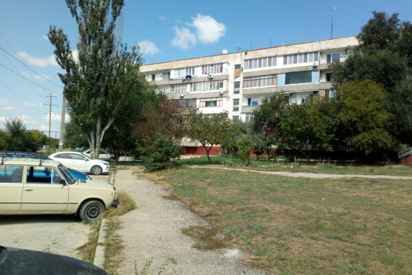 1-комн. квартира, 23 кв.м. на 2 человека, Гагарина, 12, поселок Приморский, Феодосия - Фотография 1