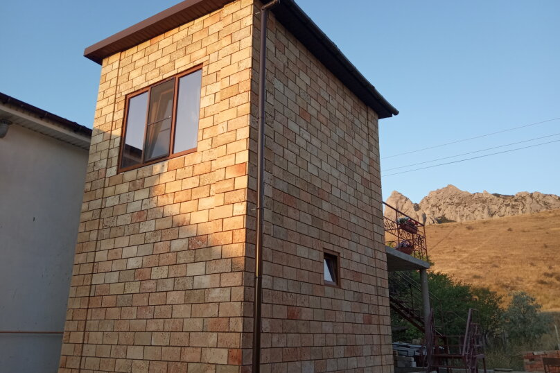 Дом, 24 кв.м. на 2 человека, 1 спальня, улица Гумилёва, 3, Коктебель - Фотография 3