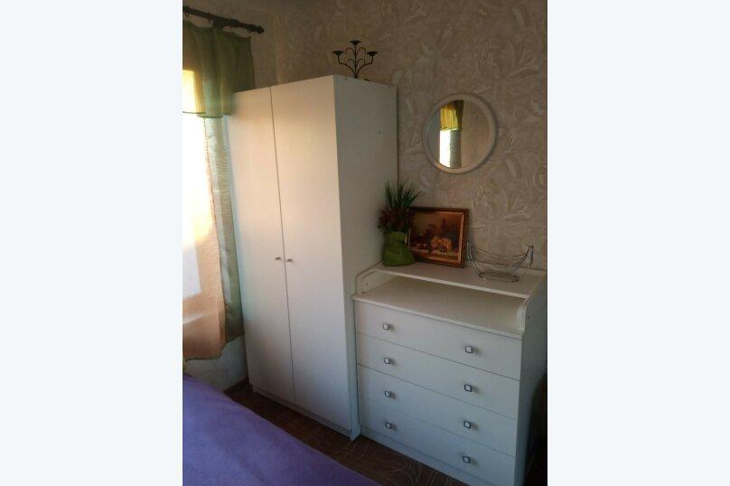Дом, 24 кв.м. на 2 человека, 1 спальня, улица Гумилёва, 3, Коктебель - Фотография 4