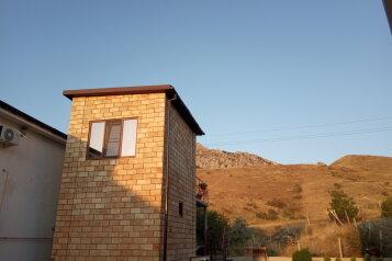 Дом, 24 кв.м. на 3 человека, 1 спальня, улица Гумилёва, 3, Коктебель - Фотография 4