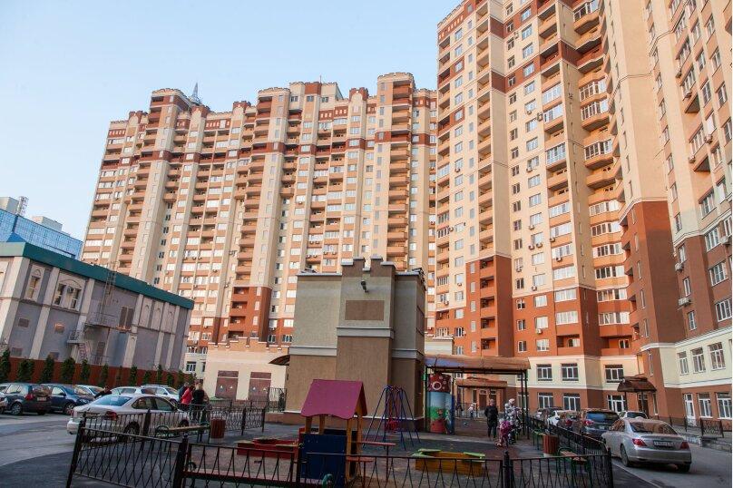 2-комн. квартира, 65 кв.м. на 4 человека, улица Куколкина, 11, Воронеж - Фотография 14