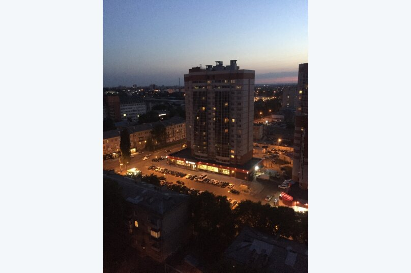 1-комн. квартира, 45 кв.м. на 4 человека, Воронеж, улица Революции 1905 года, 31а, Воронеж - Фотография 9