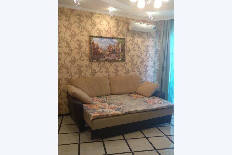 1-комн. квартира, 55 кв.м. на 4 человека, Приморская улица, 30А, Геленджик - Фотография 12