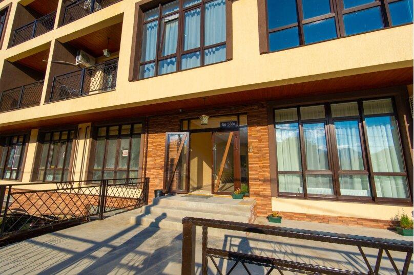 2-комн. квартира, 40 кв.м. на 4 человека, Автомобильный , 58А, Эстосадок, Красная Поляна - Фотография 21