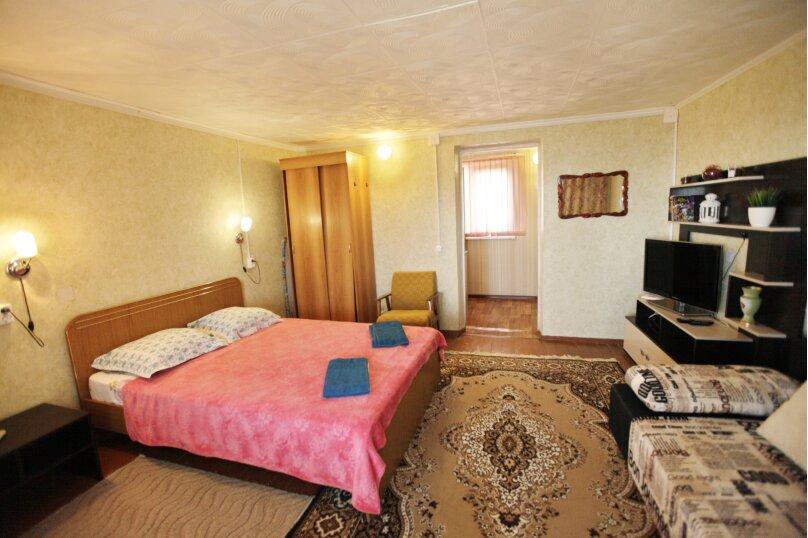 Домик, 25 кв.м. на 4 человека, 1 спальня, 2-й микрорайон, 1, Ольгинка - Фотография 6