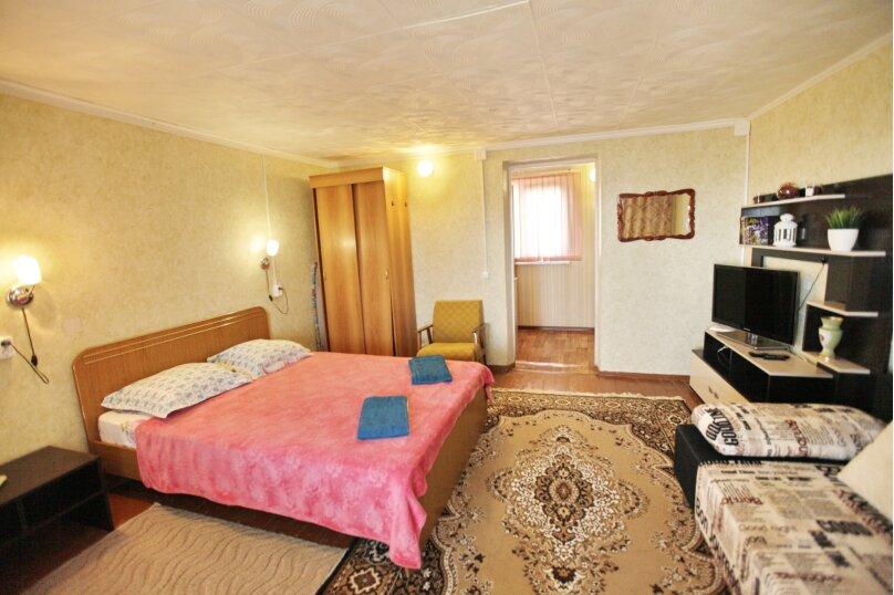 Домик, 25 кв.м. на 4 человека, 1 спальня, 2-й микрорайон, 1, Ольгинка - Фотография 7