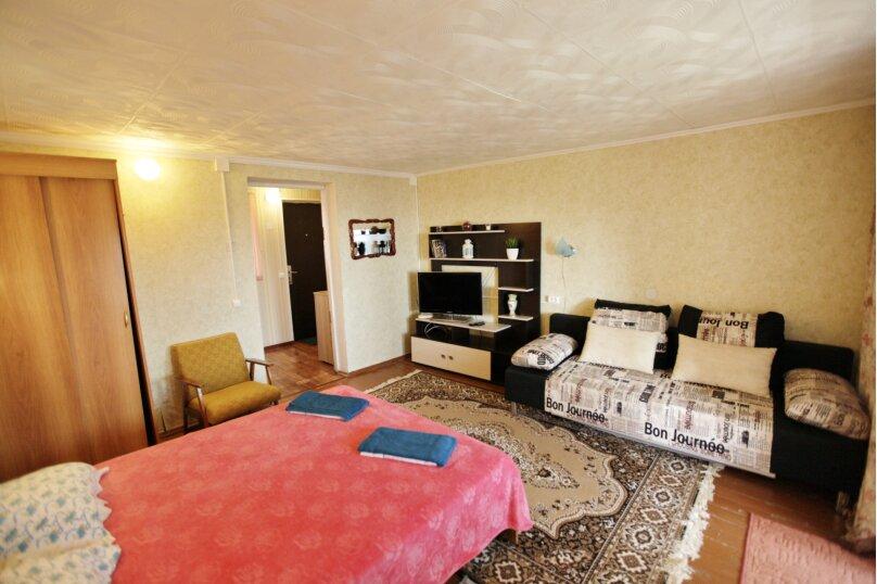 Домик, 25 кв.м. на 4 человека, 1 спальня, 2-й микрорайон, 1, Ольгинка - Фотография 8