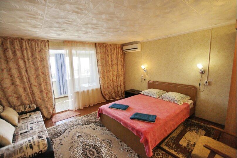 Домик, 25 кв.м. на 4 человека, 1 спальня, 2-й микрорайон, 1, Ольгинка - Фотография 9