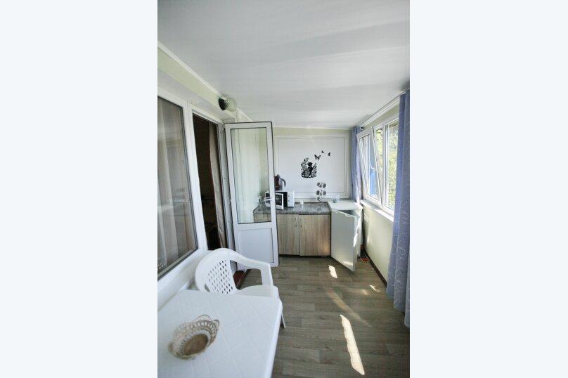 Домик, 25 кв.м. на 4 человека, 1 спальня, 2-й микрорайон, 1, Ольгинка - Фотография 12