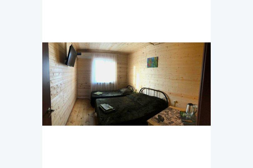 Двухкомнатный номер на 1-м этаже, Коса Долгая, б/н, Должанская - Фотография 1