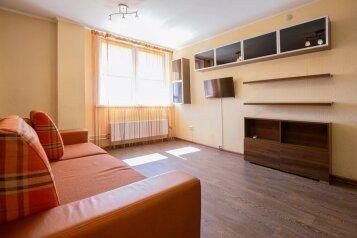 2-комн. квартира, 71 кв.м. на 4 человека, улица Авиаторов, 38, Красноярск - Фотография 2