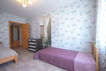 2-комн. квартира на 4 человека, улица Молокова, 12, Красноярск - Фотография 4
