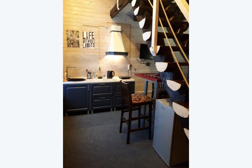 Юта Хаус, 40 кв.м. на 4 человека, 1 спальня, Третья дачная, 939, Шерегеш - Фотография 5