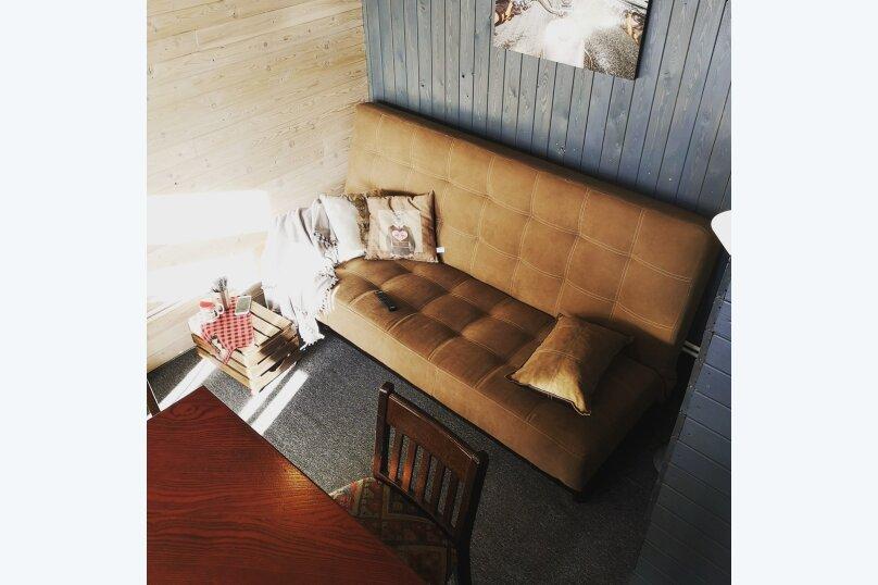 Юта Хаус, 40 кв.м. на 4 человека, 1 спальня, Третья дачная, 939, Шерегеш - Фотография 8