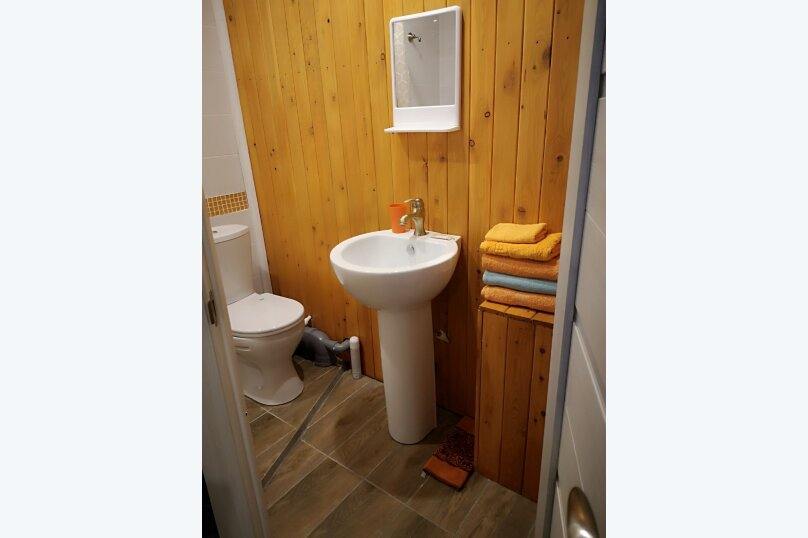 Юта Хаус, 40 кв.м. на 4 человека, 1 спальня, Третья дачная, 939, Шерегеш - Фотография 10