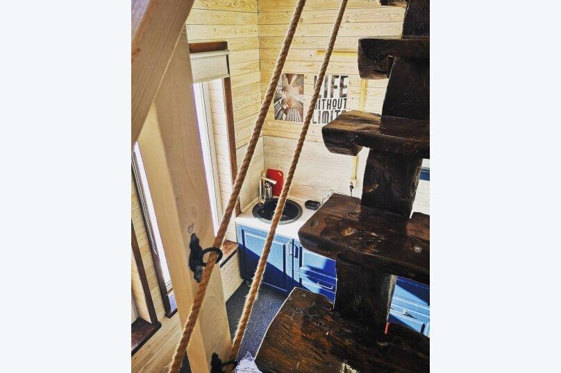 Юта Хаус, 40 кв.м. на 4 человека, 1 спальня, Третья дачная, 939, Шерегеш - Фотография 19