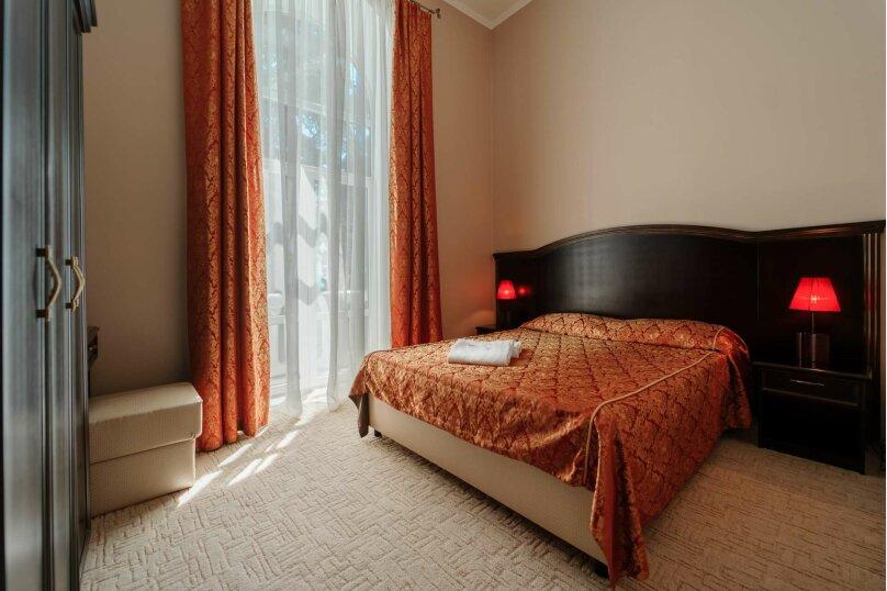 Супер люкс трехкомнатный с 1 двуспальной кроватью и 2 односпальными кроватями , Советская улица, 78, Симеиз - Фотография 1