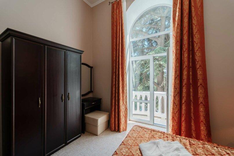 Супер люкс трехкомнатный с 1 двуспальной кроватью и 2 односпальными кроватями , Советская улица, 78, Симеиз - Фотография 5