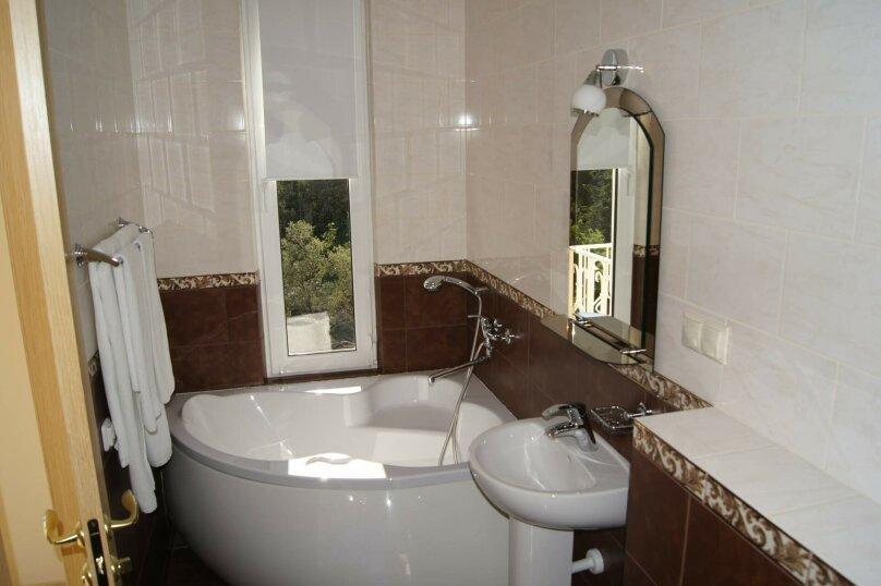 Люкс двухкомнатный с 1 двуспальной кроватью , Советская улица, 78, Симеиз - Фотография 3