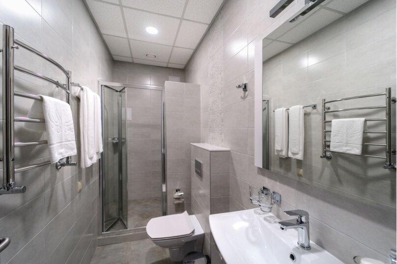 Стандартный двухместный номер с 1 двуспальной или 2 односпальными кроватями , Советская улица, 78, Симеиз - Фотография 1