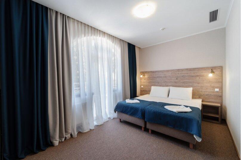Стандартный двухместный номер с 1 двуспальной или 2 односпальными кроватями , Советская улица, 78, Симеиз - Фотография 5