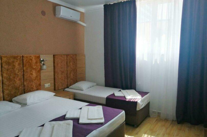3х местный номер в цокольном этаже, Скифская улица, 26, Витязево - Фотография 1