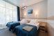 Улучшенный двухкомнатный семейный номер с 1 двухспальной или 2 односпальными кроватями:  Номер, Семейный, 4-местный (2 основных + 2 доп), 2-комнатный - Фотография 51