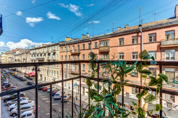 3-комн. квартира, 68 кв.м. на 6 человек, улица Рубинштейна, 7, Санкт-Петербург - Фотография 3