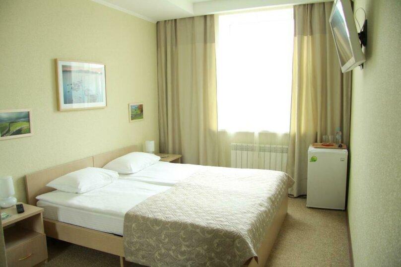 Стандартный двухместный номер с двуспальной кроватью, Рыбный переулок, 8, Нижний Новгород - Фотография 1