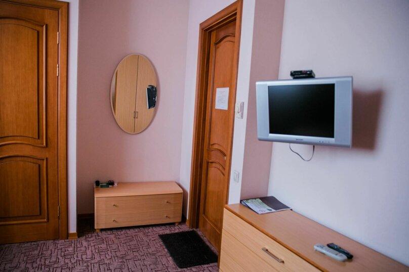 Улучшенный однокомнатный номер с 1 кроватью, Песчаная улица, 1А, Белгород - Фотография 1